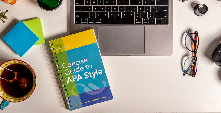 Introducing the Concise Guide to APA Style (7th ed.)