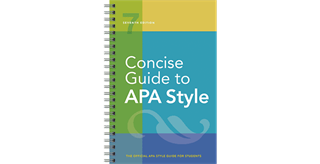 Concise Guide to APA Style, Seventh Edition